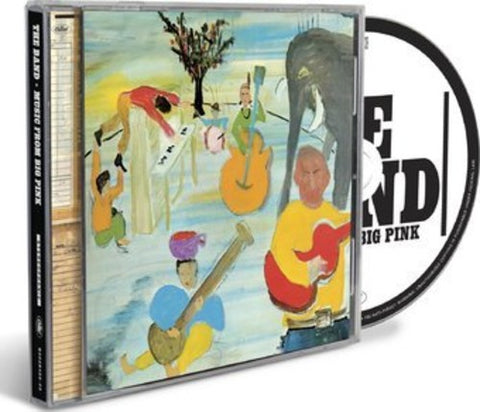 The Band - Music From Big Pink: 50th Anniversary on CD