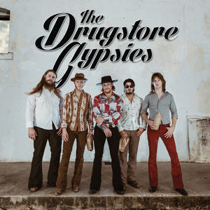 The Drugstore Gypsies - The Drugstore Gypsies Vinyl LP - direct audio