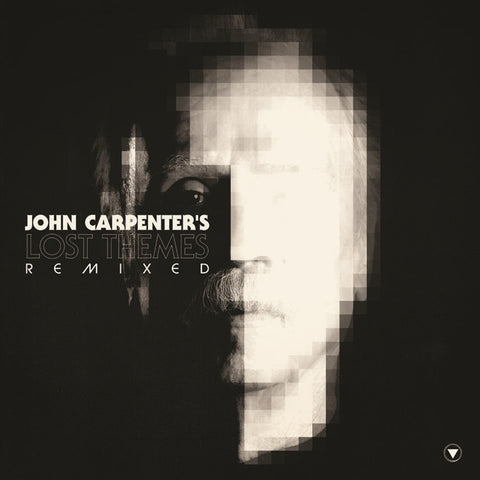 John Carpenter - Lost Themes Remixed on LP - direct audio