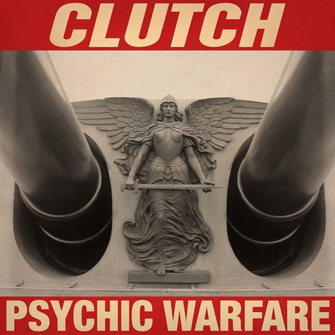 Clutch - Psychic Warfare Vinyl LP - direct audio