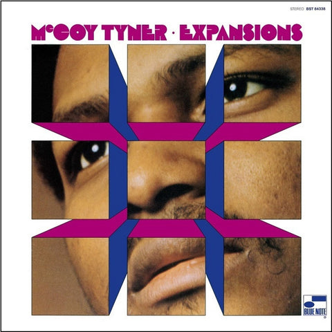 McCoy Tyner - Expansions on LP - direct audio