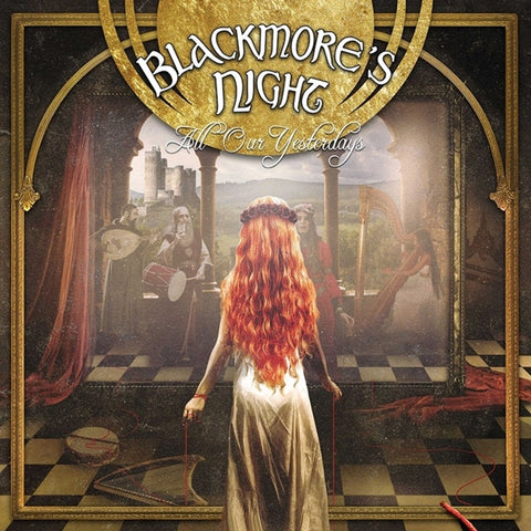 Blackmore's Night - All Our Yesterdays 180g Vinyl LP (Out Of Stock) Pre-order - direct audio