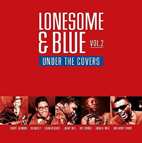 Lonesome & Blue - Various Artists Vol. 2 Colored 180g Import Vinyl LP - direct audio