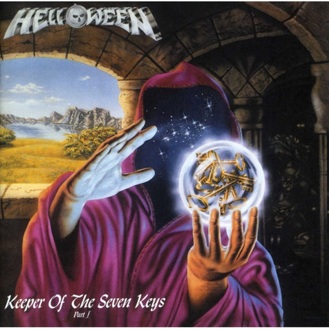 Helloween - Keeper Of The Seven Keys: Part 1 on LP - direct audio