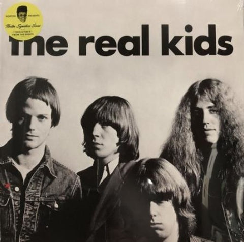 The Real Kids - Real Kids Vinyl LP - direct audio