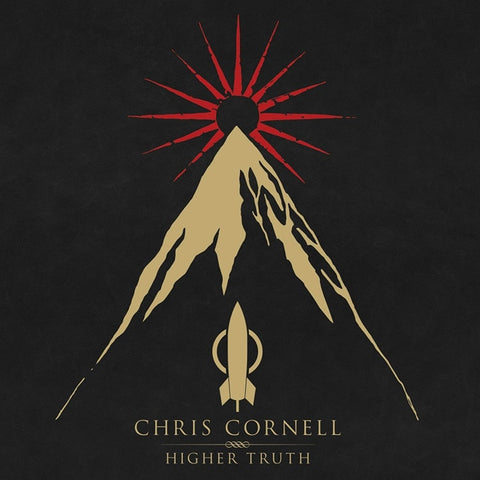 Chris Cornell - Higher Truth on 180g Vinyl 2LP + Download - direct audio