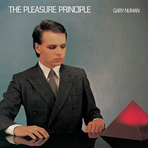 Gary Numan - The Pleasure Principle on LP - direct audio