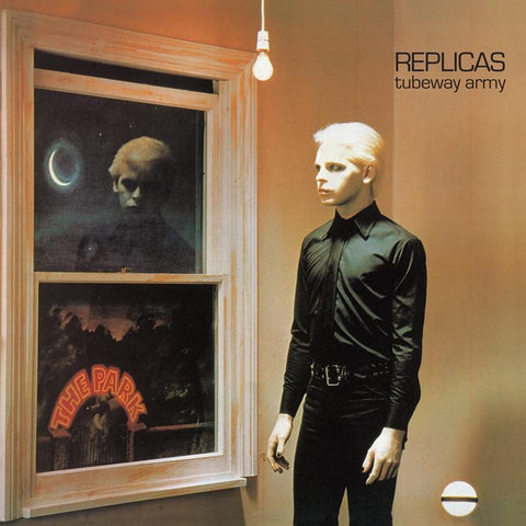 Gary Numan - Tubeway Army - Replicas on LP - direct audio