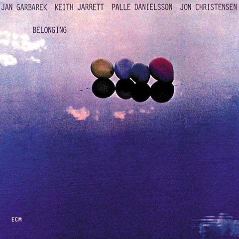 Keith Jarrett - Belonging on 180g LP - direct audio