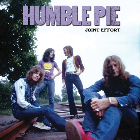 Humble Pie - Joint Effort Colored Vinyl LP - direct audio