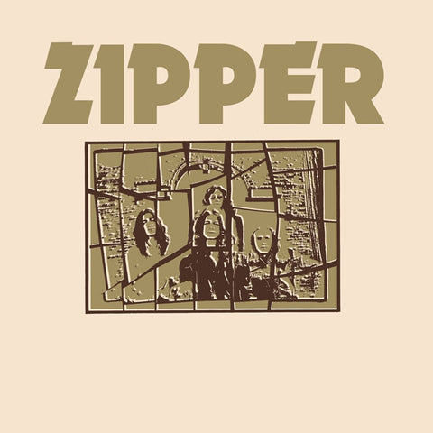 Zipper - Zipper on Limited Edition LP - direct audio