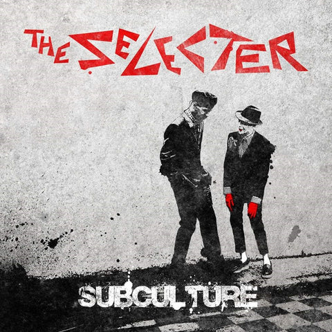 The Selecter - Subculture Vinyl LP - direct audio