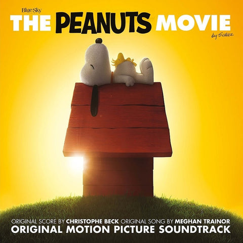 The Peanuts Movie: Original Motion Picture Soundtrack - Various Artists on Limited Edition 2LP + Download - direct audio