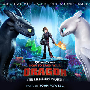 John Powell - How to Train Your Dragon: The Hidden World Original Motion Picture Soundtrack Colored 180g Import Vinyl 2LP - direct audio