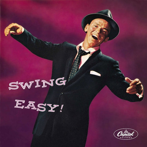 "Frank Sinatra - Swing Easy! on 10"" Vinyl - direct audio"