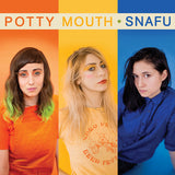 "Potty Mouth - SNAFU Colored Vinyl LP + With Bonus 7"" - direct audio"