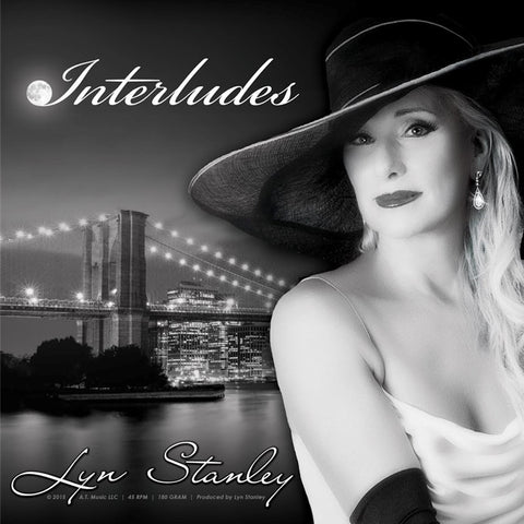 Lyn Stanley - Interludes on 180g 45RPM 2LP - direct audio