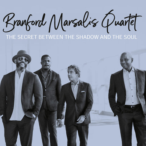 Branford Marsalis Quartet The Secret Between The Shadow And The Soul 180g Import Vinyl LP