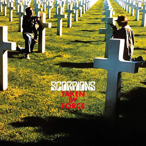 Scorpions - Taken By Force: 50th Anniversary Edition on Import 180g LP + CD - direct audio