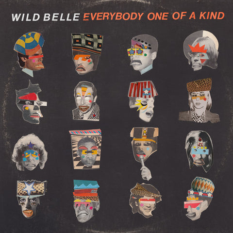 Wild Belle - Everybody One of a Kind Vinyl LP - direct audio
