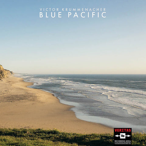 Victor Krummenacher - Blue Pacific Vinyl LP