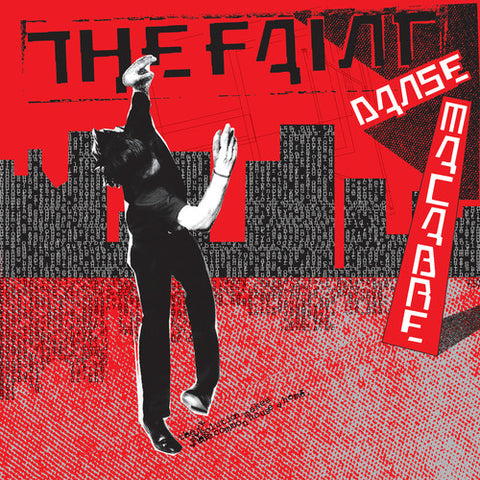 The Faint - Danse Macabre: Remastered Vinyl LP - direct audio