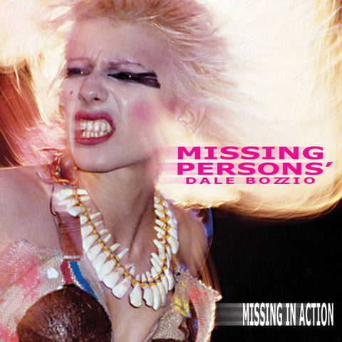 Missing Persons - Missing In Action Vinyl LP - direct audio