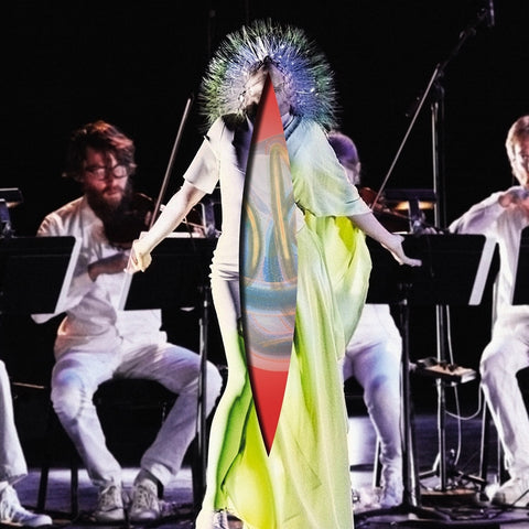 Bjork - Vulnicura Strings on 180g 2LP + Download - direct audio