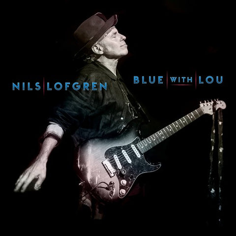 Nils Lofgren - Blue With Lou Vinyl LP - direct audio