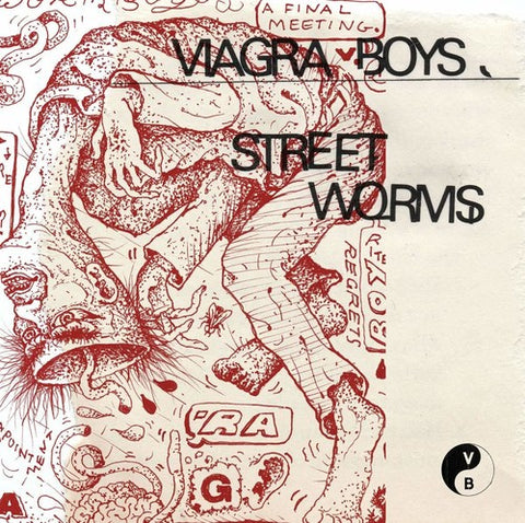 Viagra Boys - Street Worms Vinyl LP + Bonus Tracks