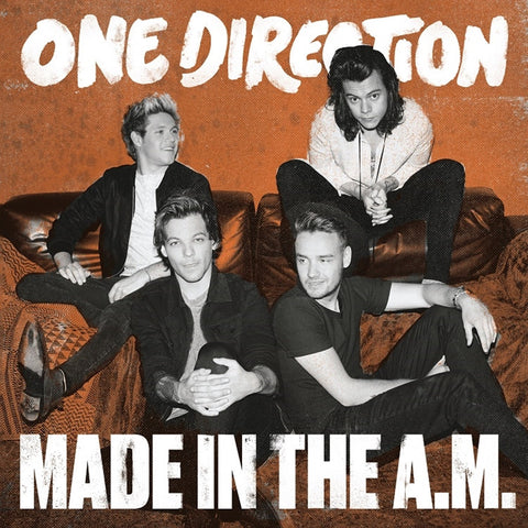 One Direction - Made In The A.M. on 2LP + Download - direct audio