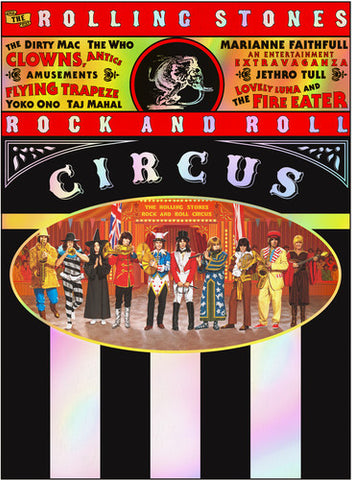 The Rolling Stones - The Rolling Stones Rock and Roll Circus Blu-ray