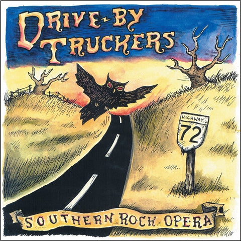Drive By Truckers - Southern Rock Opera on 180g 2LP - direct audio