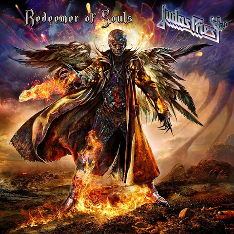 Judas Priest - Redeemer Of Souls on 2LP + Download - direct audio