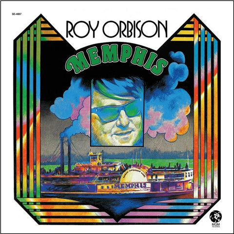 Roy Orbison - Memphis on 180g LP - direct audio