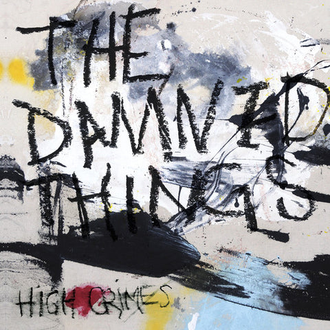 The Damned Things - High Crimes Colored Vinyl LP - direct audio