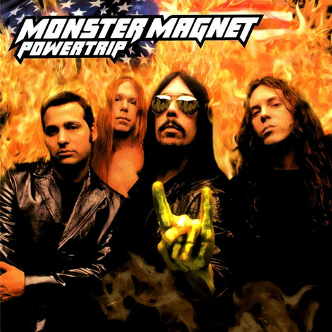 Monster Magnet - Powertrip on Deluxe Edition 180g Vinyl 2LP (Out Of Stock) - direct audio