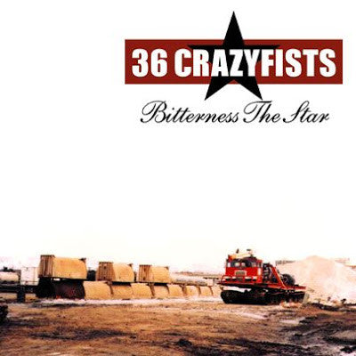 36 Crazyfists - Bitterness The Star Limited Edition 180g Import Vinyl LP - direct audio
