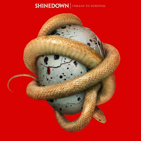 Shinedown - Threat To Survival Vinyl LP + CD (Out Of Stock) - direct audio