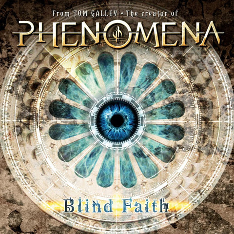 Blind Faith - Phenomena Numbered Limited Edition Colored 180g Import Vinyl LP - direct audio