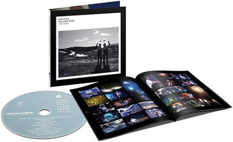 Pink Floyd - The Later Years 1987  - 2019 Highlights on CD - direct audio