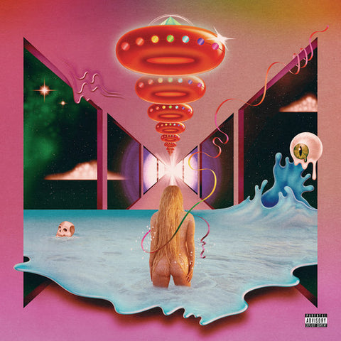 Ke$ha - Rainbow Vinyl 2LP + Download - direct audio