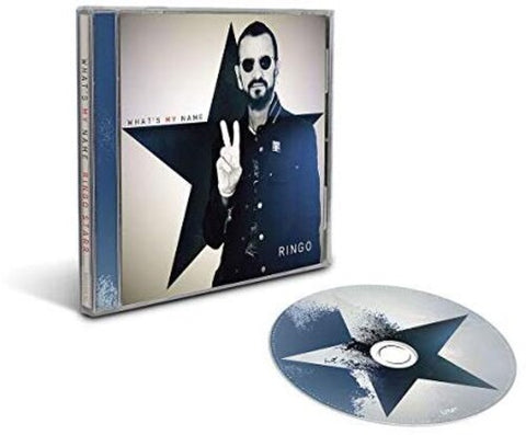 Ringo Starr - What's My Name on CD - direct audio