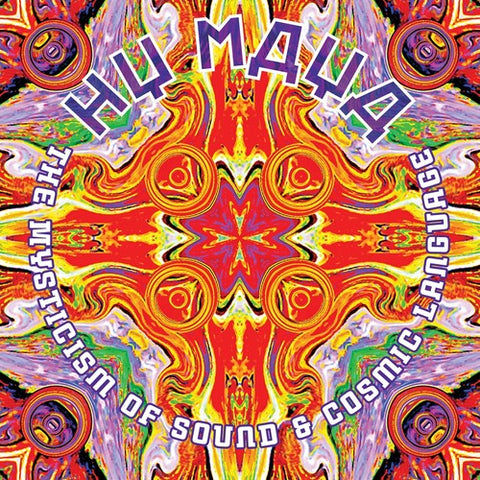 Hy Maya - The Mysticism Of Sound & Cosmic Language Colored Vinyl 2LP + Digital Download Card - direct audio