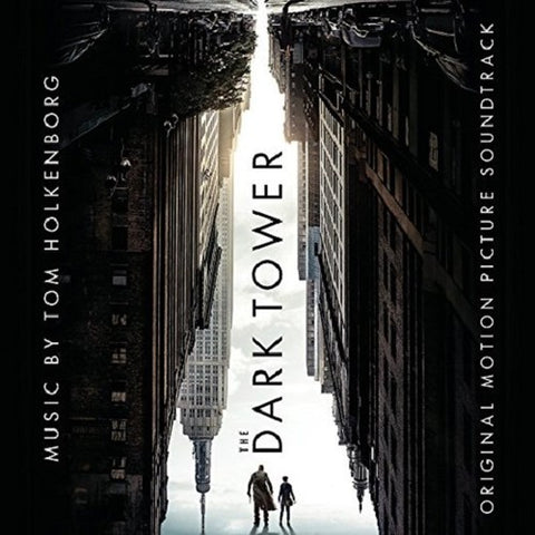 Tom Holkenborg aka Junkie XL - The Dark Tower Original Motion Picture Soundtrack Numbered Limited Edition Colored 180g Import Vinyl LP - direct audio