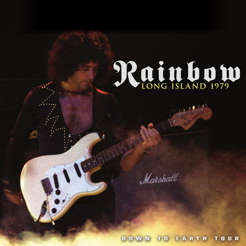 Rainbow - Long Island 1979 Colored Vinyl 2LP (Out Of Stock) - direct audio