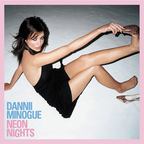 Dannii Minogue - Neon Lights Vinyl 2LP + Download Card - direct audio