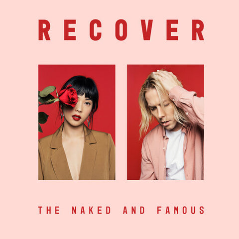 The Naked And Famous - Recover Vinyl 2LP + Digital Download Card - direct audio