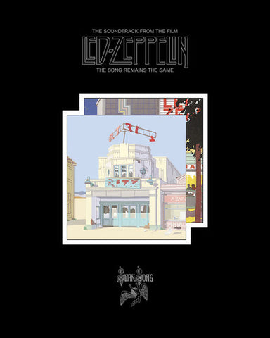 Led Zeppelin - The Song Remains the Same Blu-Ray (Out Of Stock) Pre-order - direct audio