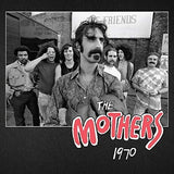 Frank Zappa And The Mothers - The Mothers 1970 4CD - direct audio
